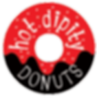 Hot Dipity Donuts Logo
