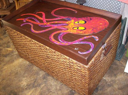 Funky Octopus Trunk