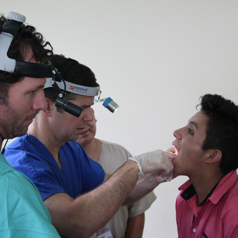 Performing a surgical evaluation