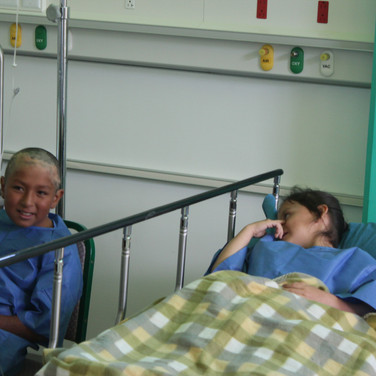 Patients also becoming friends