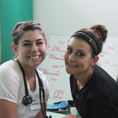 Our pre & post-op nurses