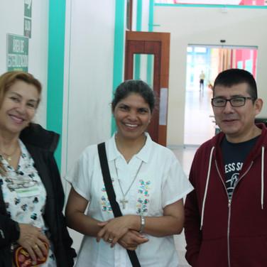 Our Peru support team