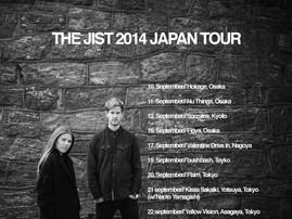 The Jist Japan Tour 2014