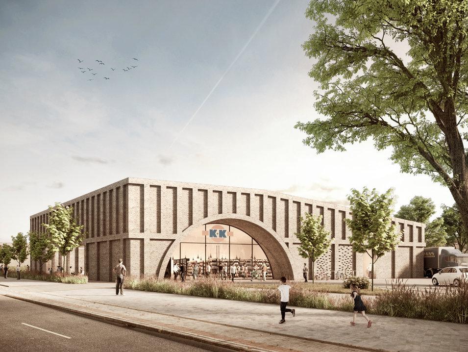 k+k markt, münster - neun grad architekten