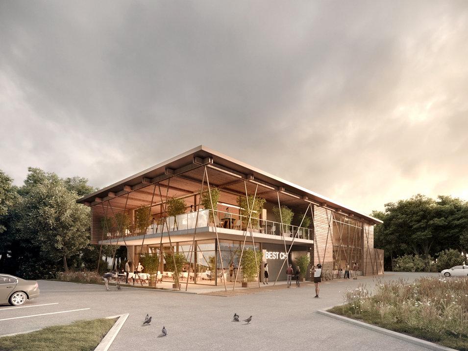 best chi restaurante - 3satz architekten