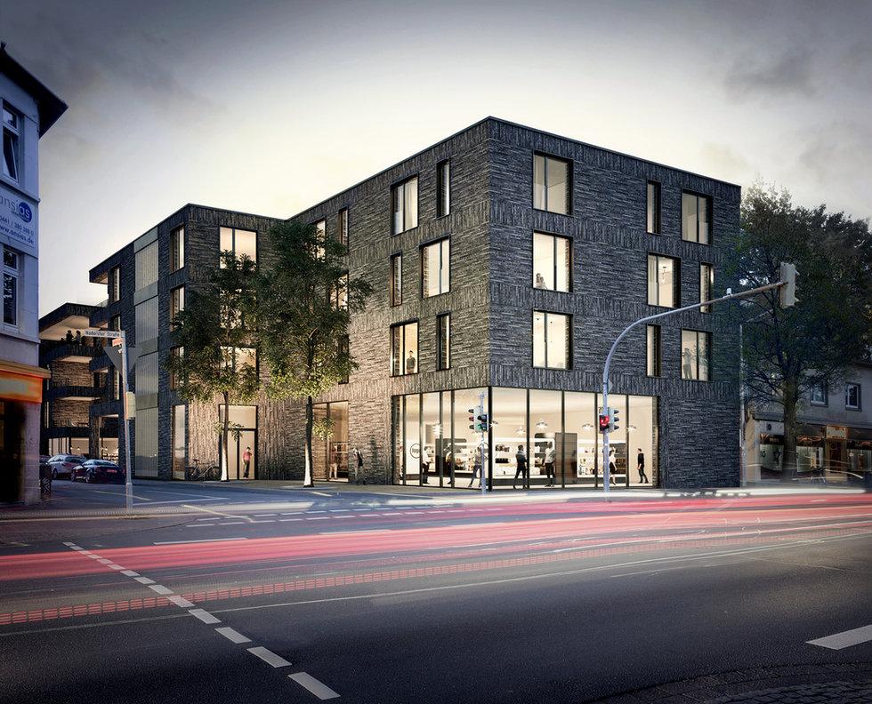 wohnpark, osnabrück - MOOD x bramlage schwerter architekten