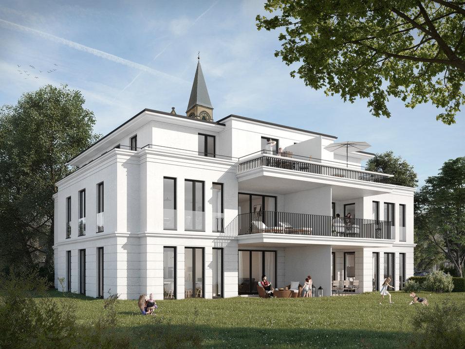 wohnbebauung, peterstraße, oldenburg - fischer gross architektin, capital real