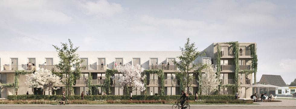 wohnungsbau, hannover - ahrens & grabenhorst