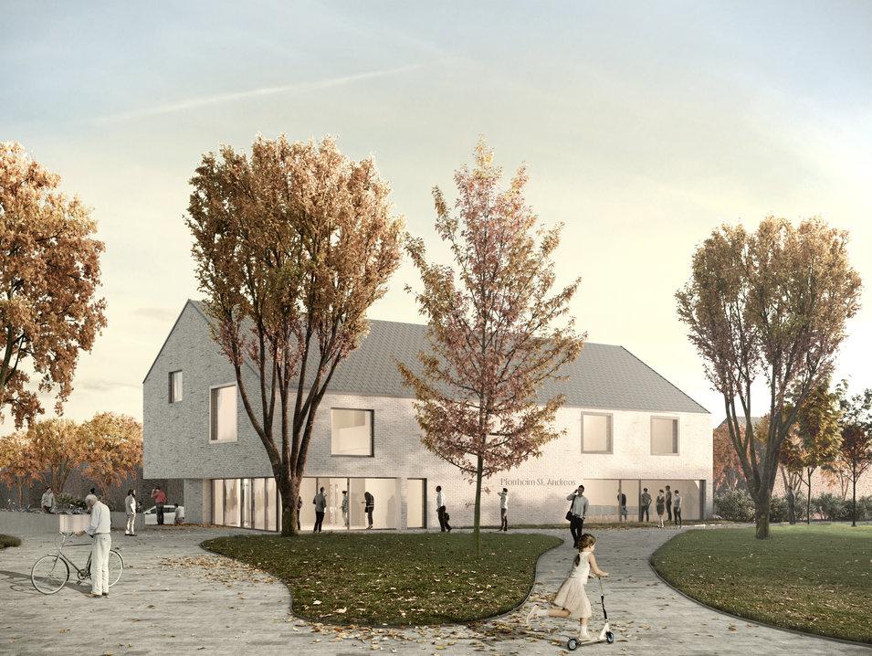 pfarrheim, cloppenburg - g+h architekten