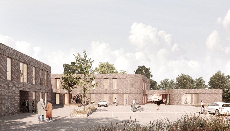 ärztehaus, neuenkruge - neun grad architekten