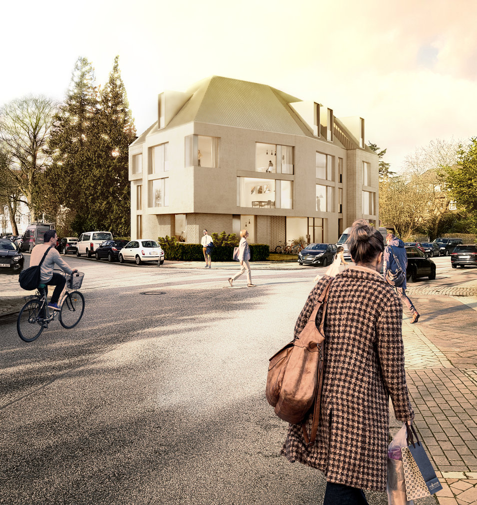 wohnhaus waitzstraße, kiel - bbp architekten