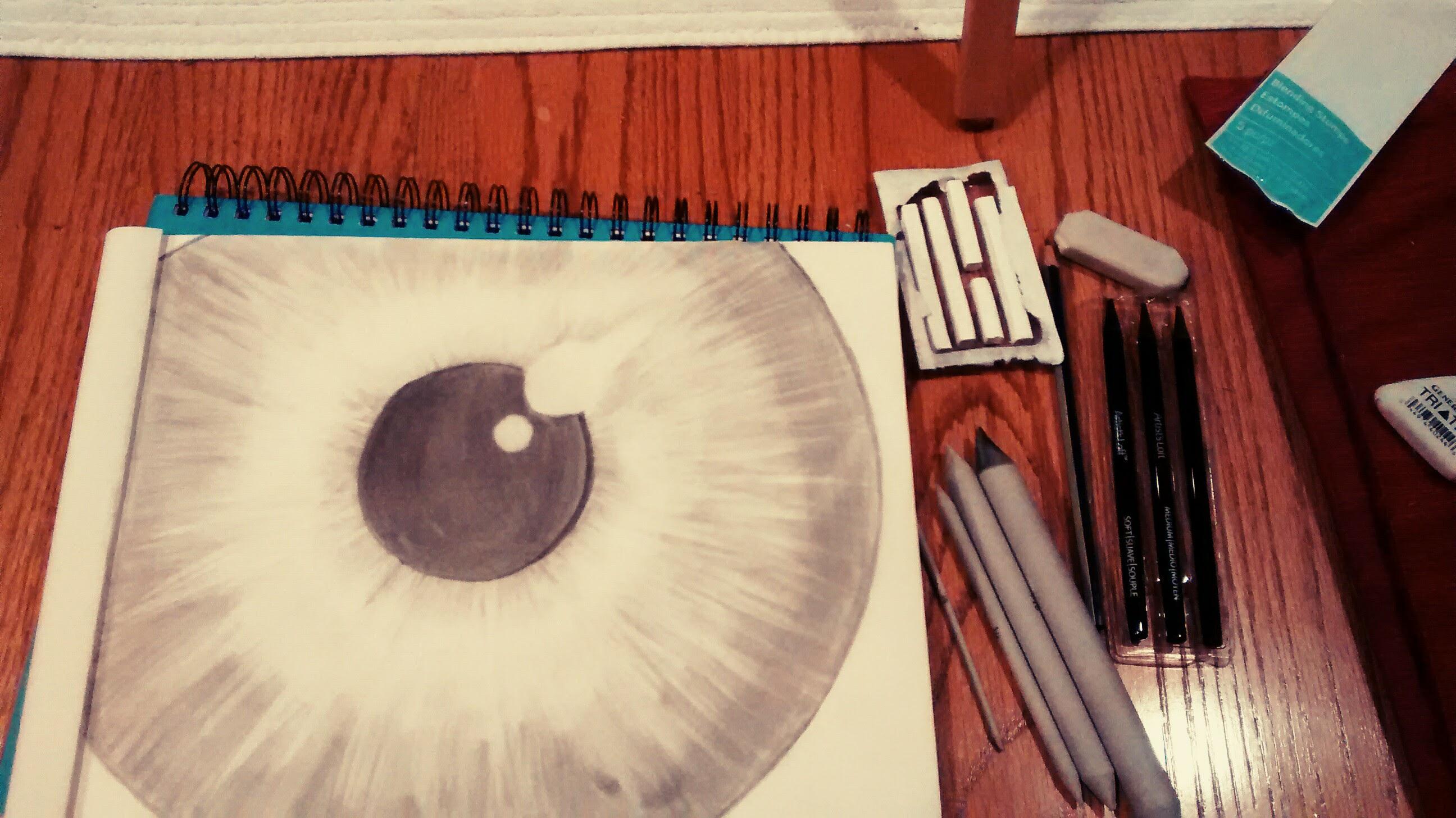 Katie Berglof - Drawings