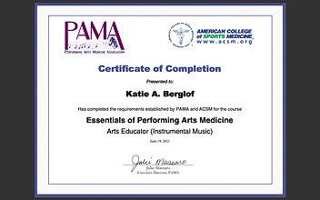 Katie Berglof PAMA Certificate_edited.jp