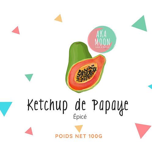 Ketchup de papaye