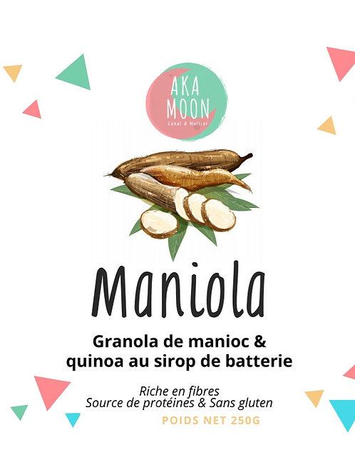 Maniola Sirop de batterie (Mélasse de canne à sucre)
