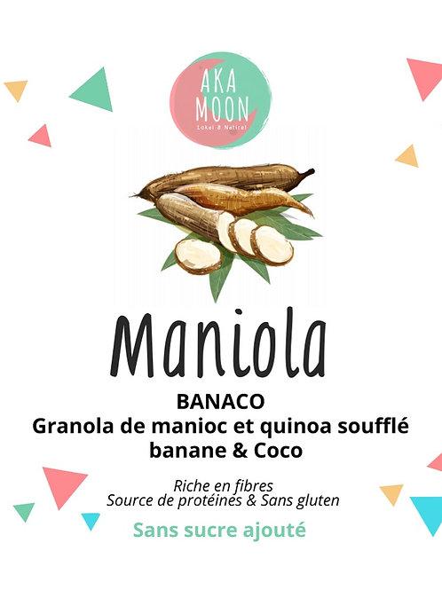 Maniola Banoco (Banane-coco)