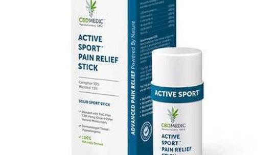 CBDMEDIC - CBD Topical - Active Sport Pain Relief Stick
