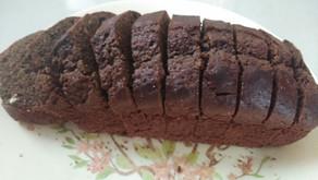 Chocolate Date tea cake