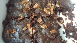 5 Minute Brownies - Microwave recipe