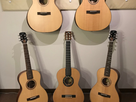 トラベルバッグギター   ラインナップご紹介パート2