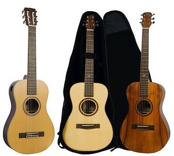 JourneyJuniorトラベルギター