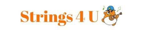 Journey Guitars オンラインストアで Strings 4 U 無料体験レッスンの提供を開始!