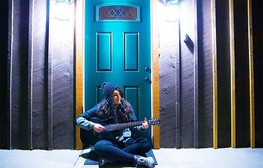 ジャーニーカーボンギターOF660M
