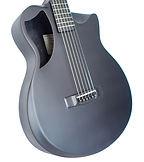 持ち運びやすいトラベルギターカーボンファイバー
