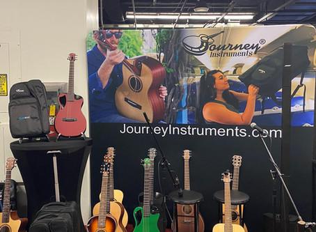 Journey Instruments 2020 NAMMショー出展
