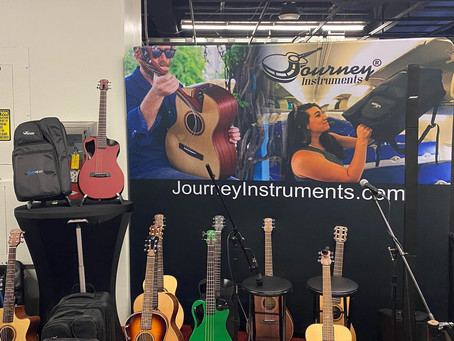 Journey Instruments 2020 NAMMショー出展