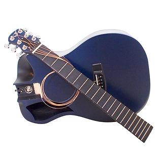トラベルギター カーボンファイバー