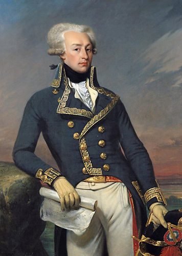 Major General Lafayette