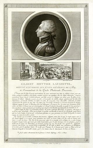 General Lafayette history