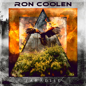 Ron Coolen - Paradise (feat. Keith St. John & Daniël Verberk) Cover Art