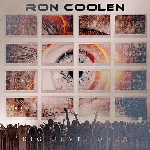 Ron Coolen - Big Devil Data (feat. Keith St. John & Thorsten Koehne) (single)