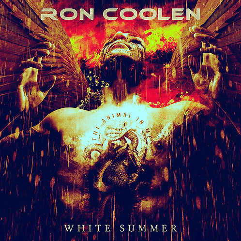 Ron Coolen - White Summer (feat. Keith St. John & Stéphan Forté)