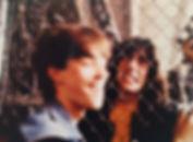 John Gallagher Ron Coolen Aardschokdag 1983