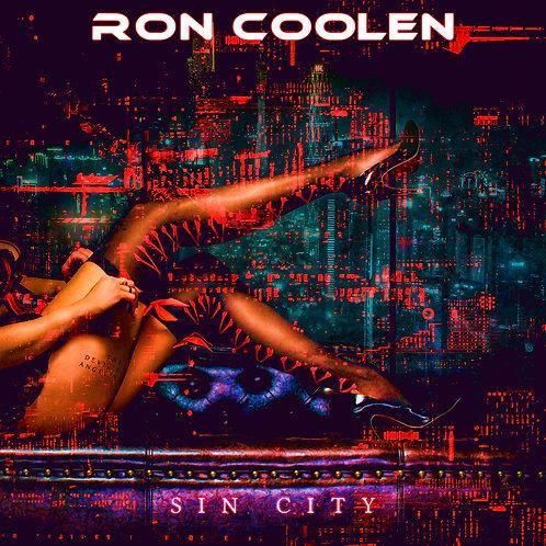 Ron Coolen - Sin City (feat. George Lynch & Keith St. John) (single)