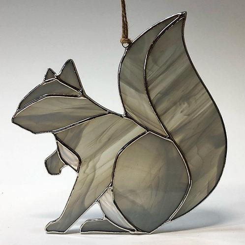 Squirrel Suncatcher