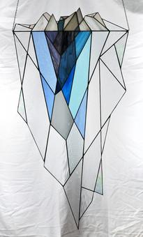 Disappearing Iceberg