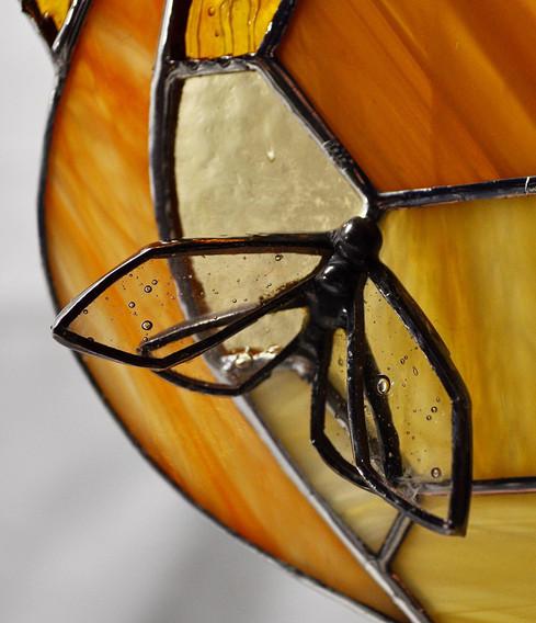 Honey Phoenix Bee Detail