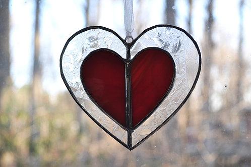 3D Double Heart