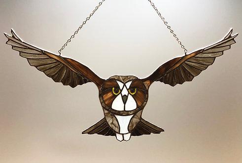 Saw Whet Owl - Ready to Ship