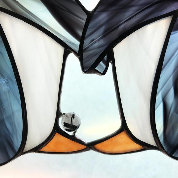 Penguin Love Detail