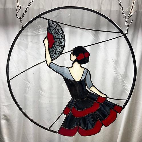 Flamenco Dancer Pattern