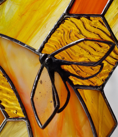 Honey Phoenix 3D Detail