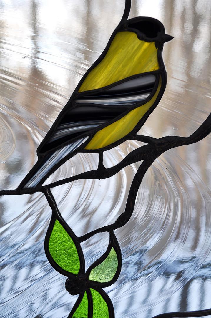 Goldfinch Detail