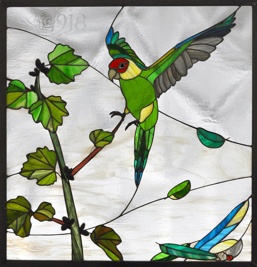 Deadly Sins of the Carolina Parakeet: Vanity