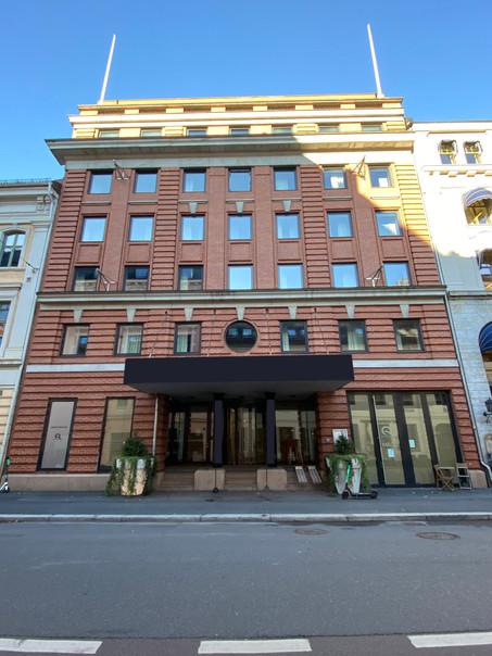 BOUTIQUE HOTEL OSLO