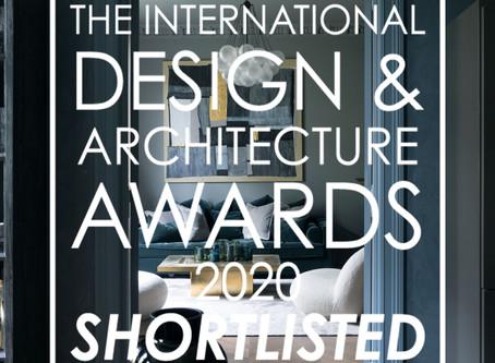 The International Design & Architecture awards 2020 - shortlisted